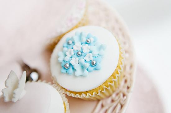 Christening Cupcakes by Cakebysugar