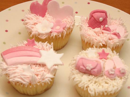 Barbie Cupcake by Gracescakes