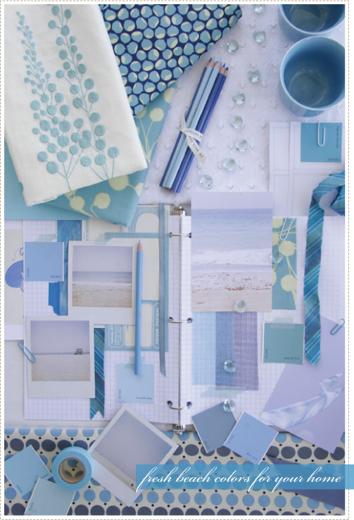 Purples, Teals, and Blues   A Creative Mint