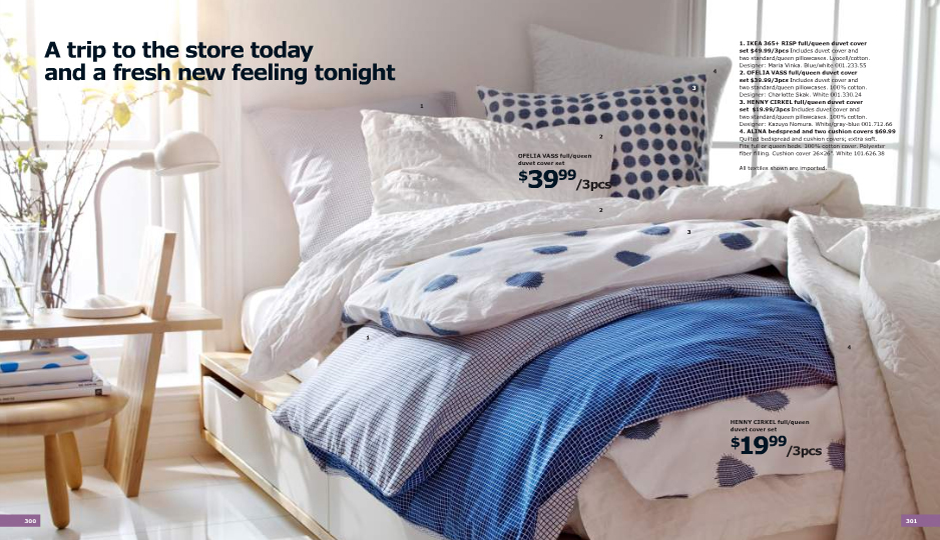 Ikea Catalog 2011 Is Out