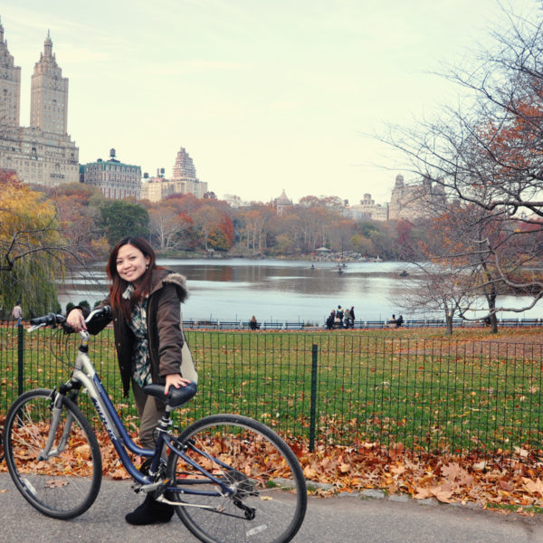 Bikeathon at Central Park