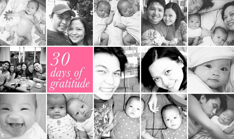 30 Days, 2013, It's a wrap!