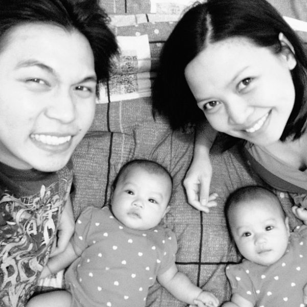 Family Portrait, February 14