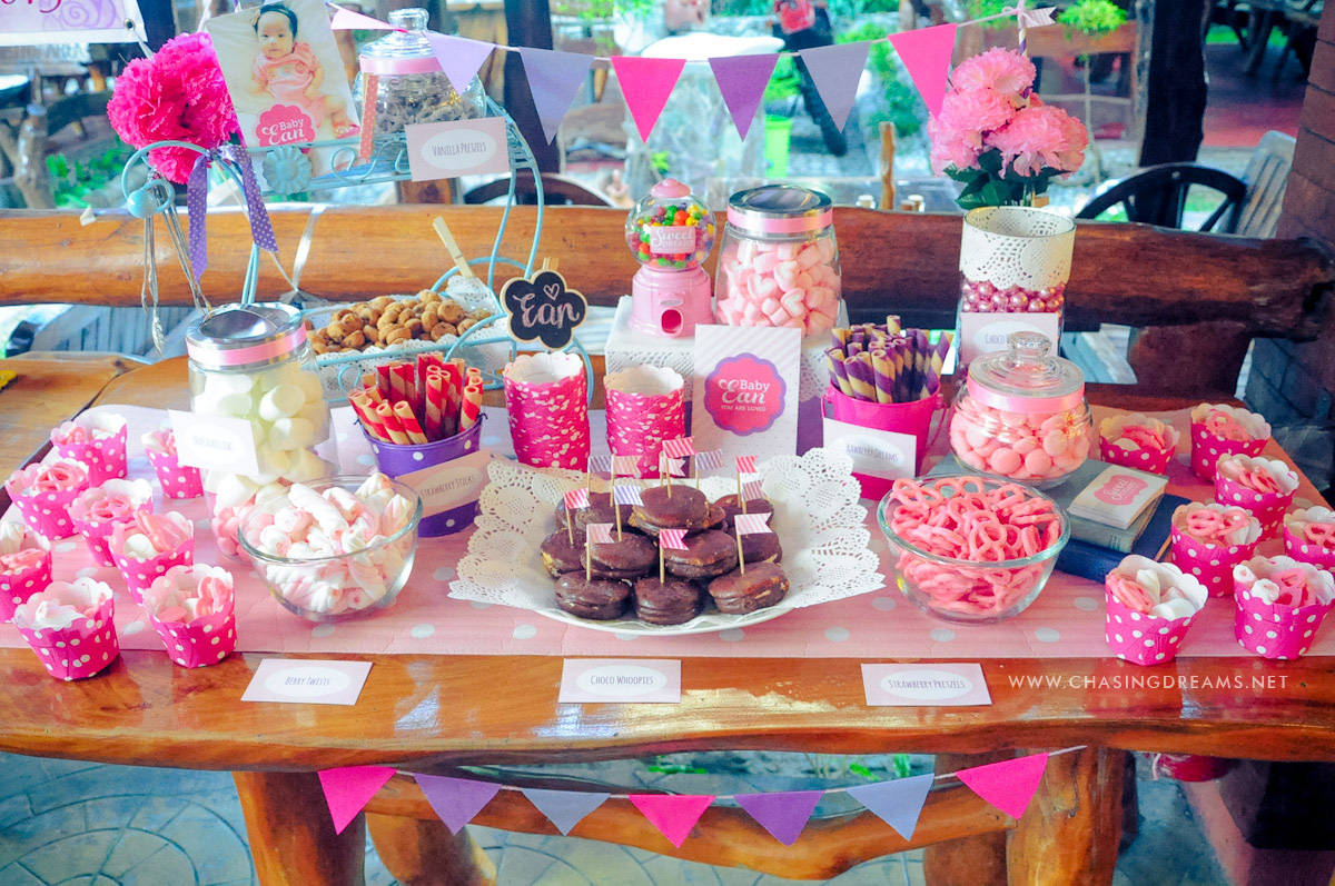 Soft-launch and a giveaway: Sweet Dreams Candy Buffets