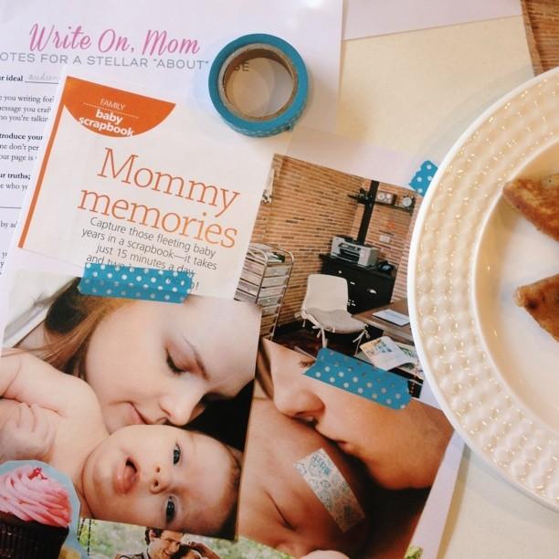 Write on, Moms!