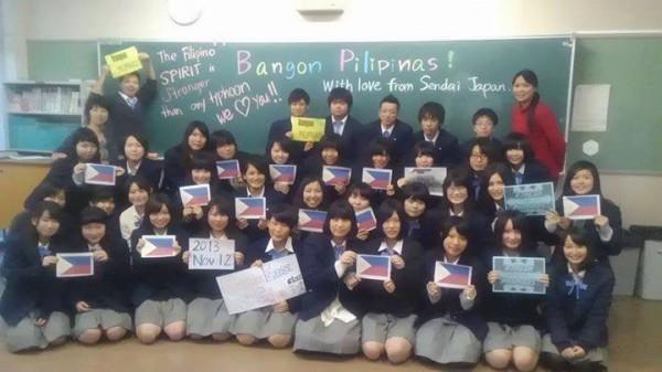 Japanese children!