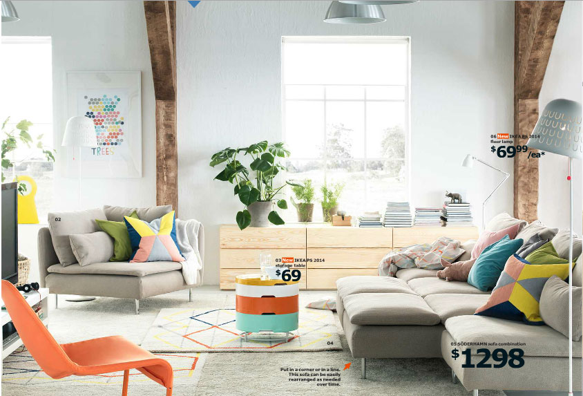 Ikea Catalog 2015 My Picks And A Bit Of Content Marketing