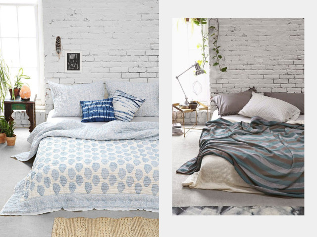 home inspiration 10 floor bed ideas from urban outfitters