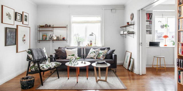 home inspiration scandinavian home office spaces