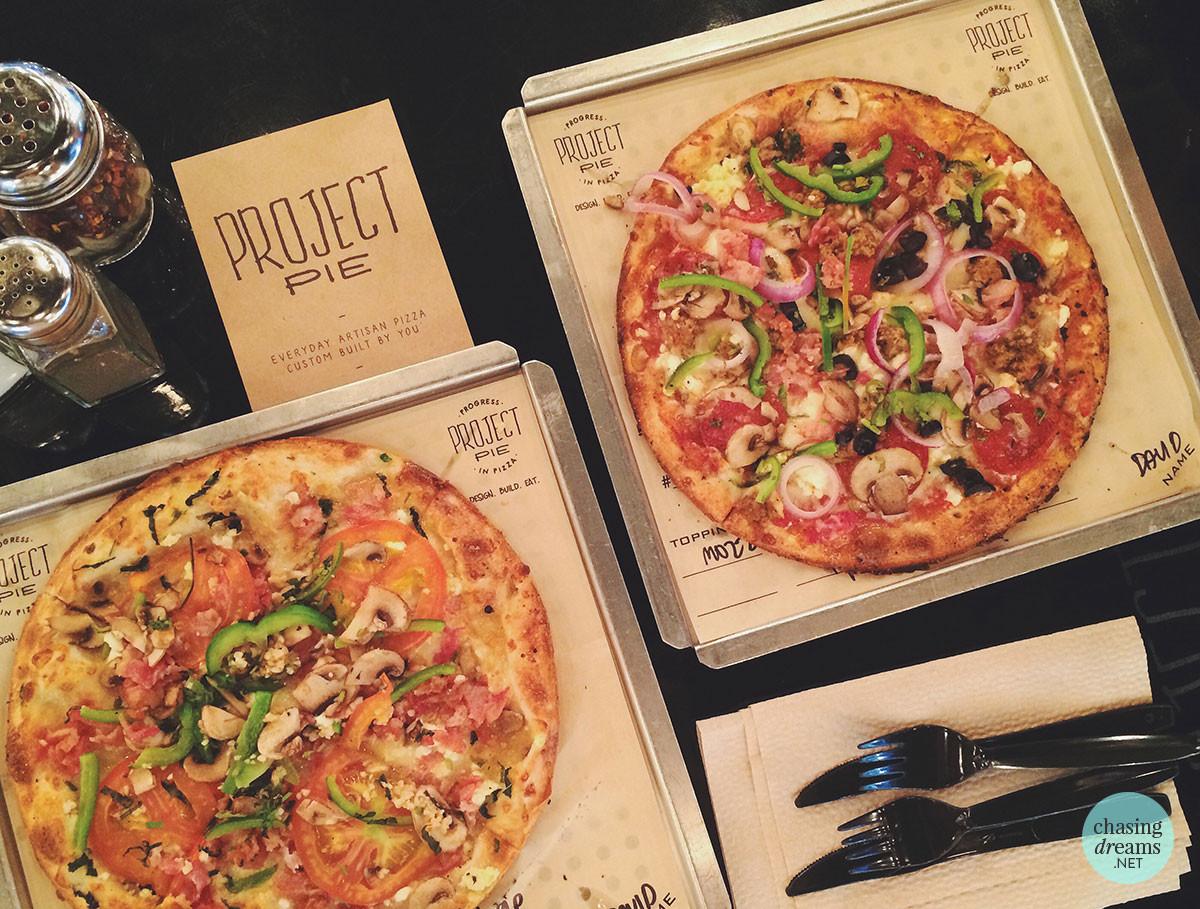Project Pie, SM EDSA