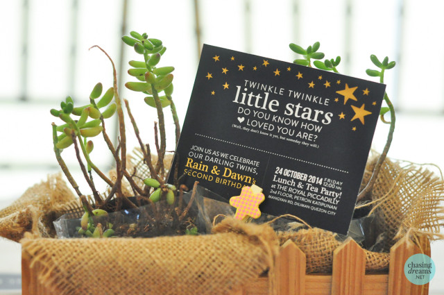 Twinkle Twinkle Little star theme party