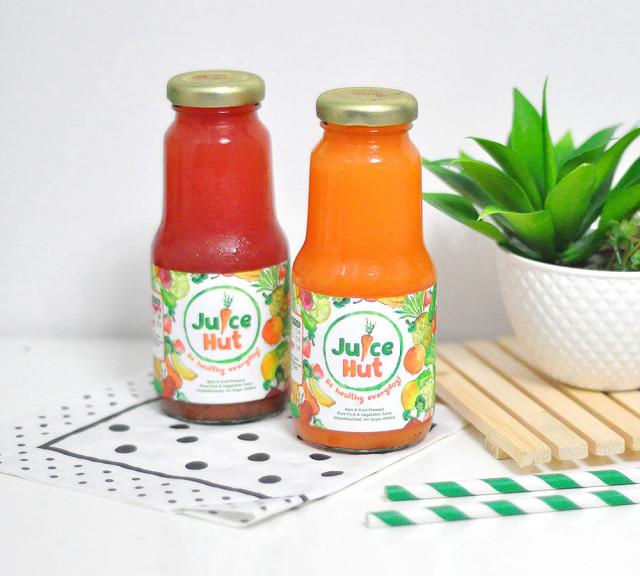 Juice Hut Pure Blends
