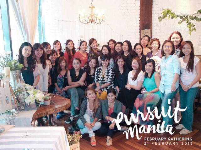Pursuit Manila