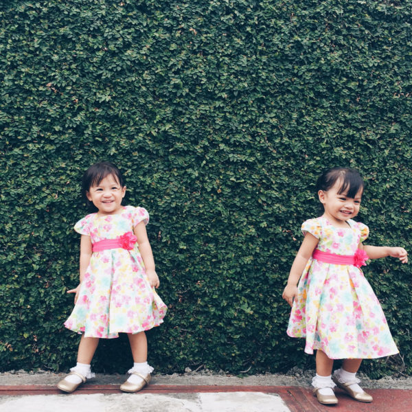 Mommy Reflections & Easter Sunday Photographs