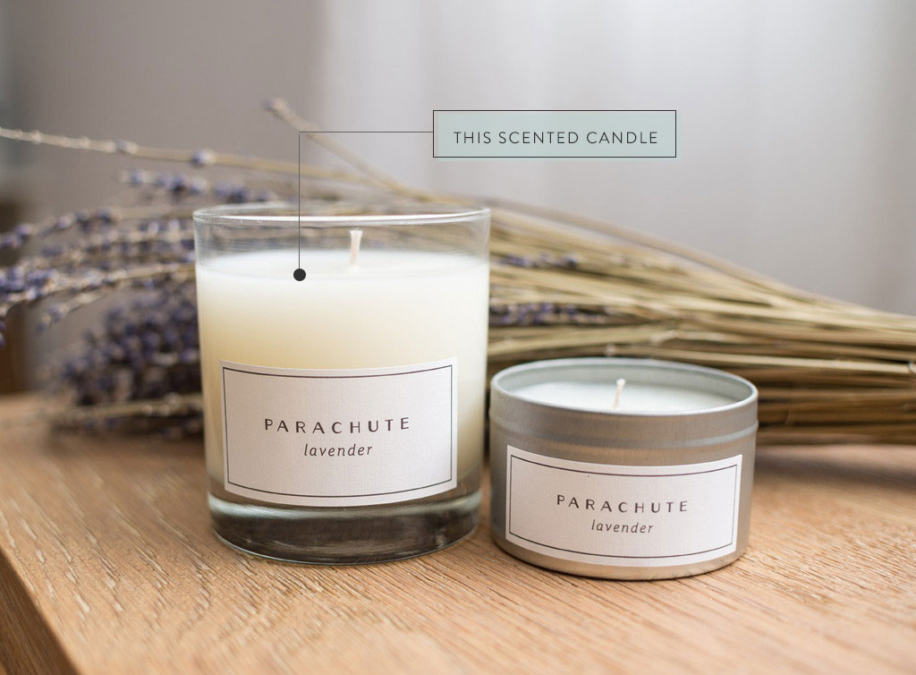 Parachute Home Lavender Candle