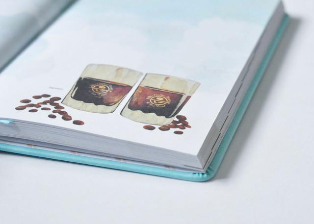 Coffee Bean & Tea Leaf Giving Journal 2016