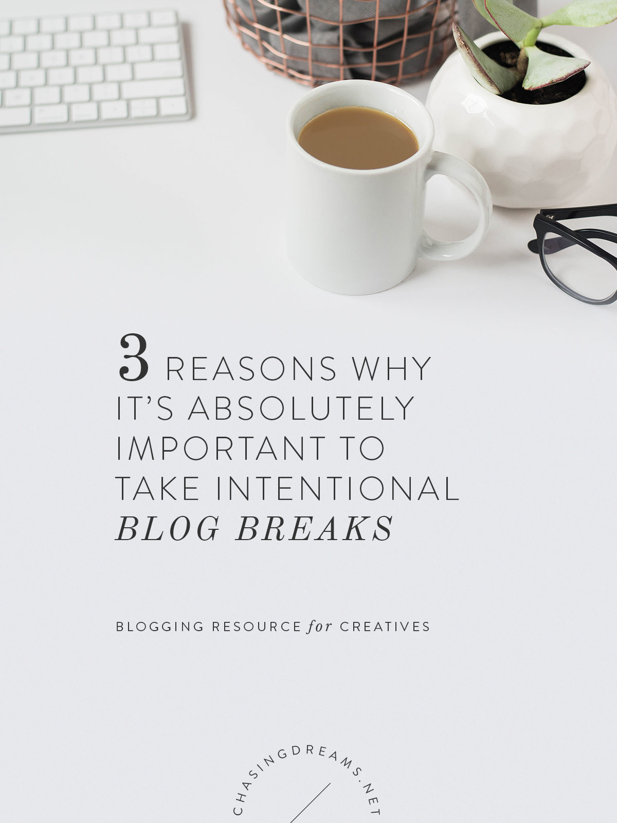 Importance of taking blogging breaks