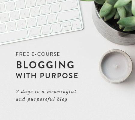 bloggingwithpurpose