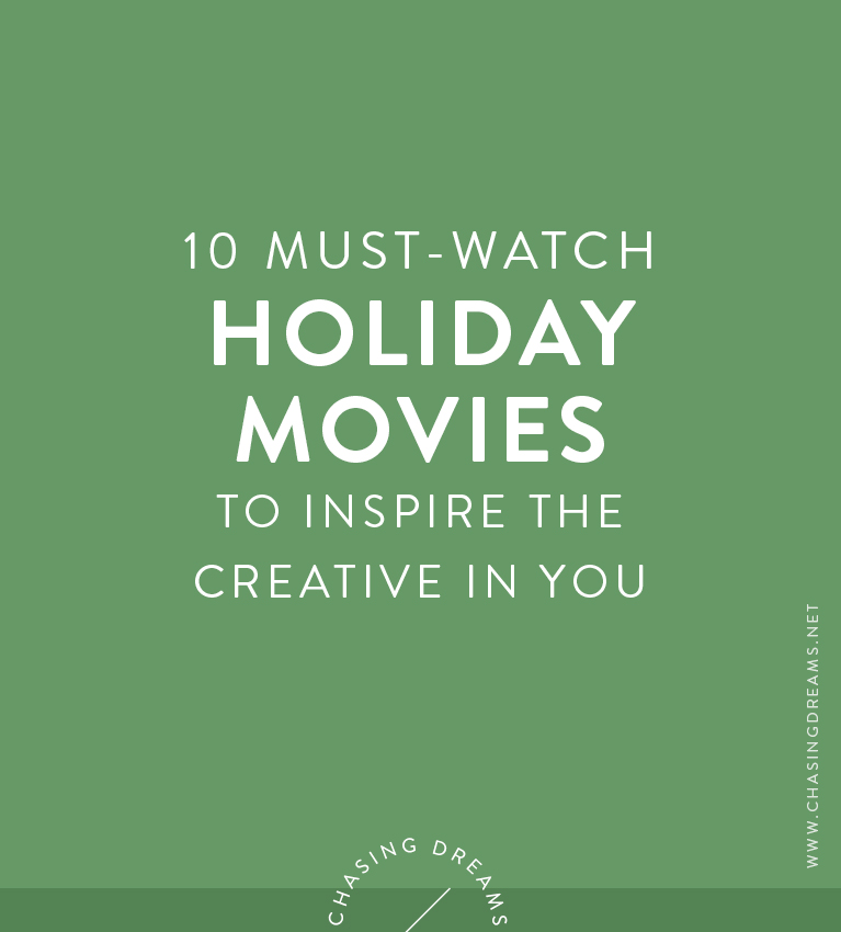 Inspiring Movies for Creatives