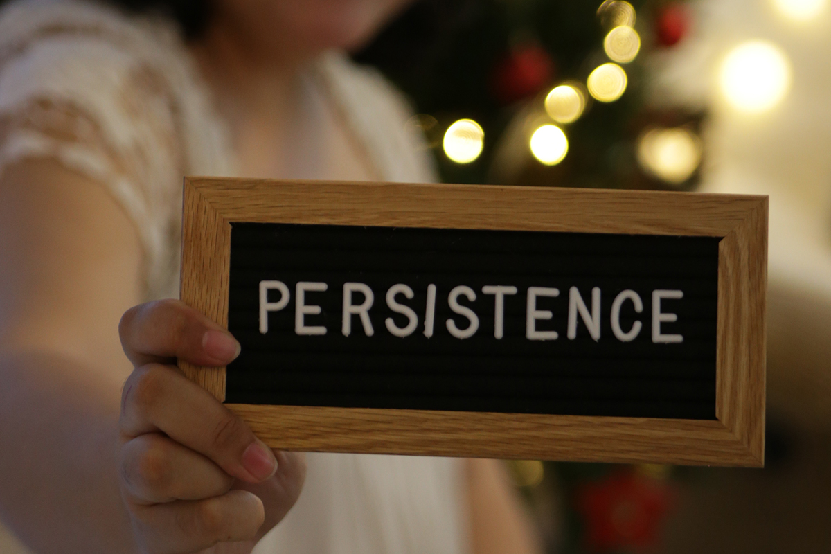 persistence | iEmploy  |Persistence Word