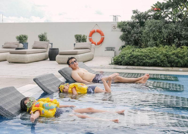 Seda Vertis swimming pool