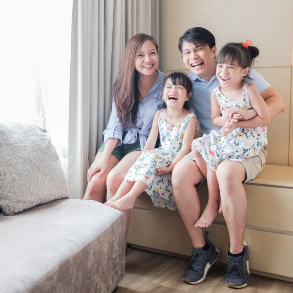 Seda Vertis North Staycation with Kids