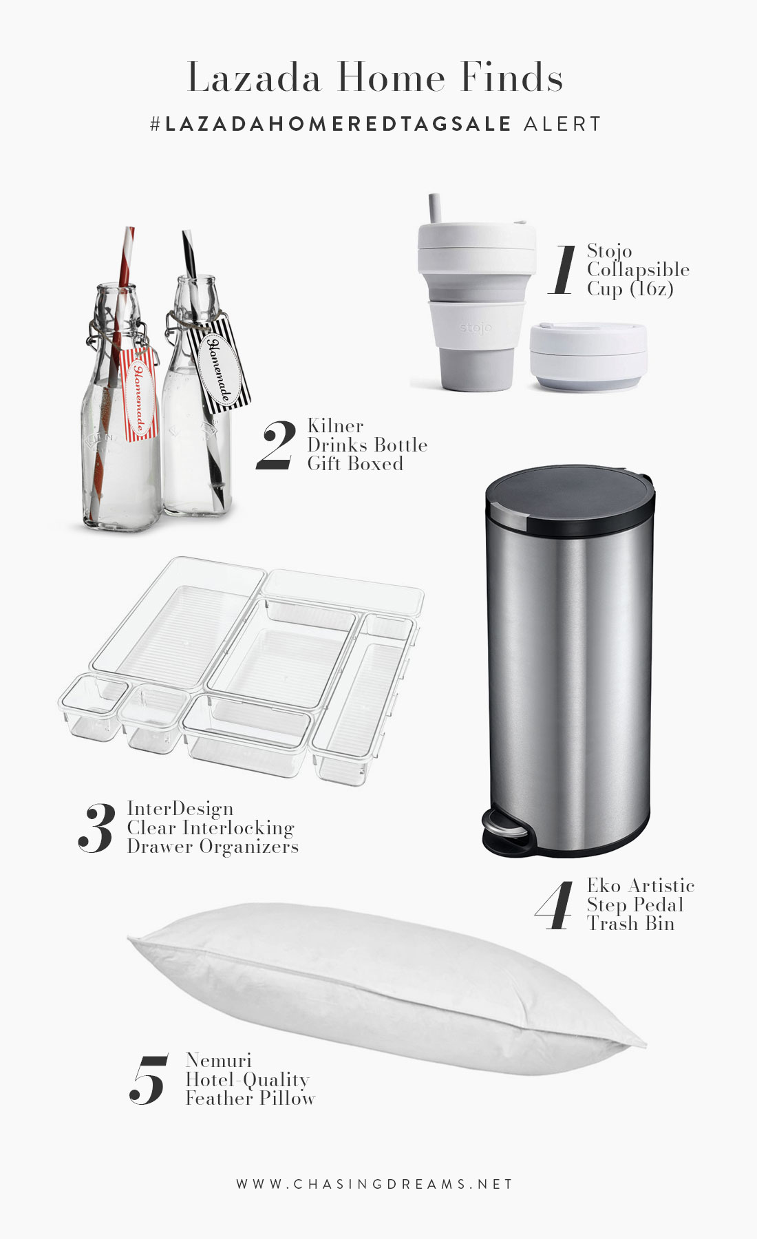 Lazada Home Red Tag Sale