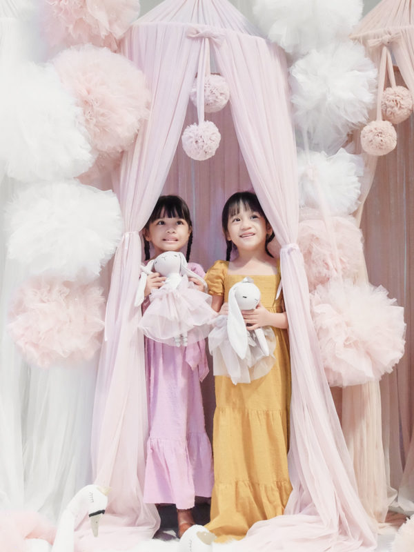 Dreamy Dresses and Magical Spaces with Spinkie