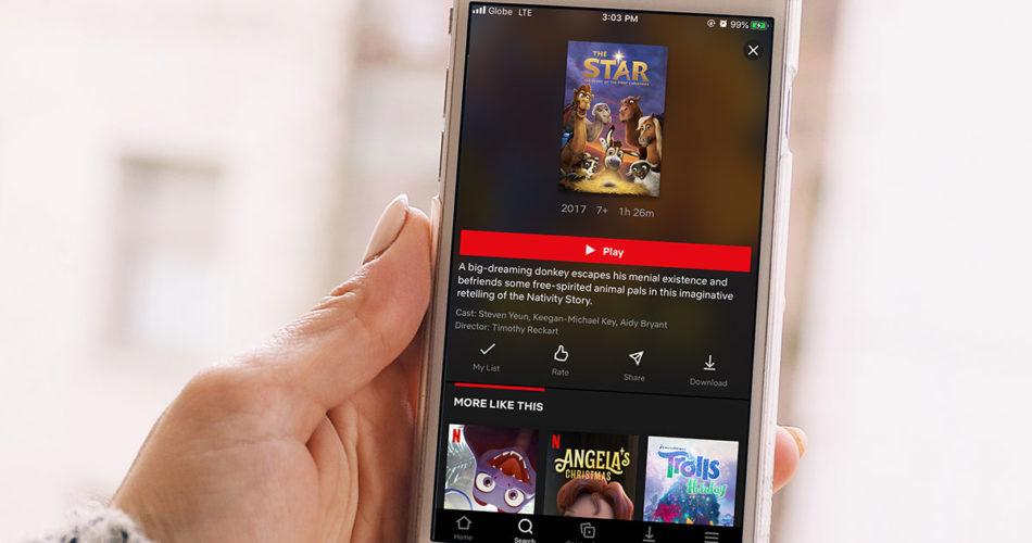 The Star, on Netflix