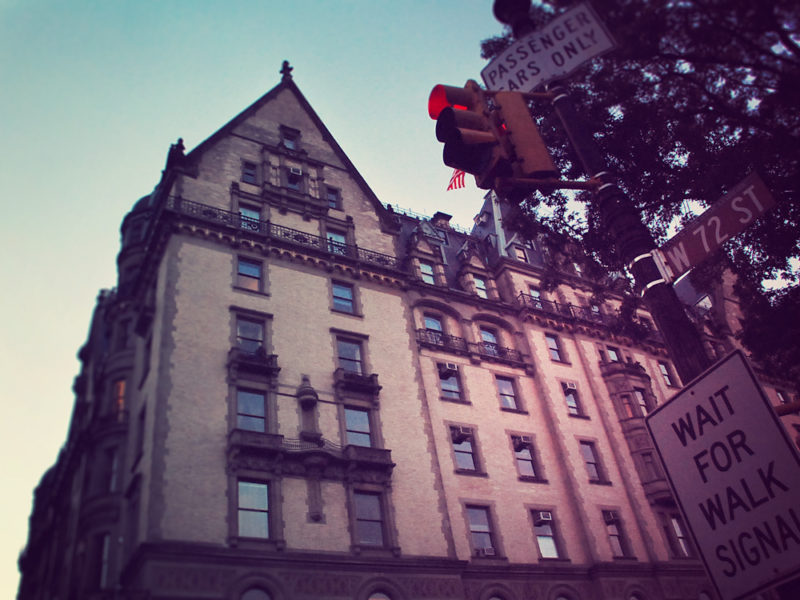 West 72nd Street